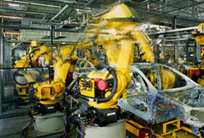 Rhenus Thailand - Automotive Industry