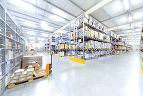 Rhenus Thailand - Storage Hall